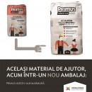 Adeziv pentru marmura, flexibil, alb, Primus ADF37, 25 kg