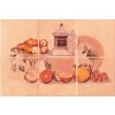 Decor Sagra Orange Fruits (set) 20x30 cm