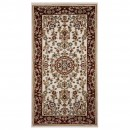 Covor living / dormitor Carpeta Atlas 82271-41333 polipropilena heat-set dreptunghiular crem 60 x 110 cm