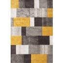Covor living / dormitor Sintelon Vegas Home 30 BYY polipropilena dreptunghiular gri 120 x 170 cm