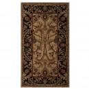 Covor living / dormitor Oriental Weavers Sonoma W 31/AL6 polipropilena heat-set dreptunghiular maro 80 x 140 cm