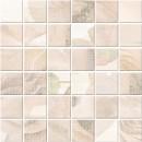 Decor faianta baie / bucatarie Mozaic Musa Beige Jasna C lucios 30 x 30 cm