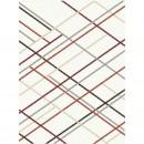 Covor living / dormitor McThree Modena 7813 H701 polipropilena dreptunghiular crem 120 x 170 cm
