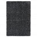 Covor living Sintelon Pleasure 01GMG polipropilena + poliester dreptunghiular gri 120 x 170 cm