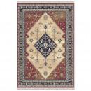 Covor living / dormitor Carpeta Atlas Riv 86881-41745 polipropilena heat-set dreptunghiular caramiziu 200 x 300 cm