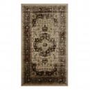 Covor living / dormitor Oriental Weavers Leone W 312/KO3 polipropilena soft, heat-set dreptunghiular bej 160 x 235 cm