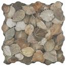 Gresie exterior / interior portelanata Irati Vermont maro, mata, 32.5 x 32.5 cm