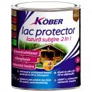 Lac protector Kober stejar inchis 2.5L