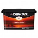 Vopsea lavabila interior, Oskar Coloris Tropical Sunset light, 5 L
