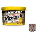 Tencuiala decorativa Oskar Mosaik 9706 25 kg
