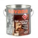Lac pentru lemn Savana cu Teflon, cires, interior / exterior, 2.5 L