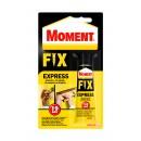 Adeziv pentru suprafete multiple, interior / exterior, Moment Fix Express, crem, 75 gr