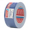 Banda adeziva, pentru reparatii, din textil, albastru, Tesa 4688, 5 cm x 25 m