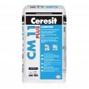 Adeziv Ceresit CM 11 Plus pentru montare gresie si faianta la interior si exterior 25 kg