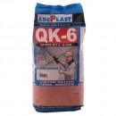 Chit de rosturi gresie si faianta Adeplast Quarz Kit QK - 6, caramiziu inchis, interior / exterior, 2 kg