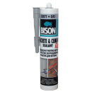 Adeziv etansant pentru beton, interior / exterior, Bison Concrete & Cement, gri, 310 ml