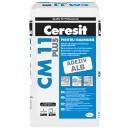 Adeziv marmura si piatra naturala Ceresit CM 11 Plus, alb, pentru interior / exterior, 25 kg