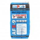 Adeziv gresie si faianta Adeplast AFX-9, gri, pentru interior, 25 kg