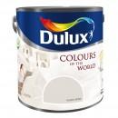 Vopsea lavabila, efect latex, interior, Dulux, white wine, 5 L