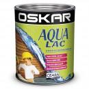 Lac pentru lemn Oskar Aqua Lac, stejar auriu, pe baza de apa, interior / exterior, 0.75 L