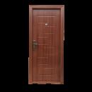 Usa interior metalica BestImp B51QA stanga/dreapta stejar inchis 203 x 90 cm