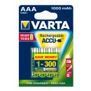 Acumulator Varta Profesional 5703, R3 ( AAA ), 1.2V, 1000 mAh, 4 buc