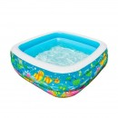 Piscina gonflabila Intex Aquarium 57471np pentru copii 159 x 159 x 50cm
