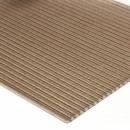 Placa policarbonat cu 2 pereti 6000x2100x4 mm bronz