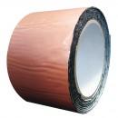Banda bituminoasa pentru etansare/hidroizolatii Tytan, caramiziu, 10 m x 300 mm