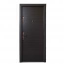 Usa interior metalica Maco Urban 2Y, stanga, wenge, 202 x 88 cm