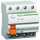 Intrerupator automat modular diferential Schneider Electric ID Domae 16810 4P 40A
