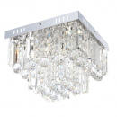 Plafoniera LED Cleo 68594-6A, 6 x 3W, lumina neutra