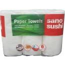 Sano Paper Towel Soft Silk 6Role 2806