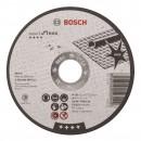 Disc debitare inox, Bosch Expert for Inox, 125 x 22.23 x 2 mm