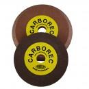 Piatra abraziva pentru slefuit otel, Carbochim, 150 x 6 x 20 mm