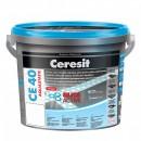 Chit de rosturi gresie si faianta Ceresit CE 40, caramel 46, interior / exterior, 5 kg