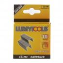 Capse tapiterie, 10 mm, Lumytools LT72100, set 1000 bucati