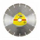 Disc diamantat, cu segmente, pentru debitare materiale de constructii, Klingspor DT 300 U Extra, 180 x 22.23 x 2 mm