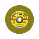 Disc debitare metal, Klingspor A 24 Extra, 180 x 22.23 x 3 mm