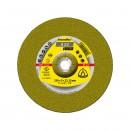 Disc debitare metal, Klingspor A 24 Extra, 125 x 22.23 x 2.5 mm