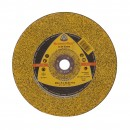 Disc polizare metal, Klingspor A 24 Extra, 230 x 22.23 x 6 mm