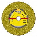 Disc debitare metale, Klingspor A 24 Extra, 115 x 22.23 x 2.5 mm
