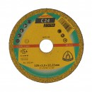 Disc debitare piatra si beton, Klingspor C 24 Extra, 125 x 22.23 x 2.5 mm