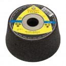 Disc tip oala pentru slefuire otel, Klingspor A 16 R Supra, 110 x 22.23 mm
