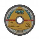 Disc debitare inox, Klingspor A 46 TZ Special, 125 x 22.23 x 1.6 mm