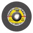 Disc polizare otel, Klingspor A 24 R Supra, 125 x 22.23 x 4 mm