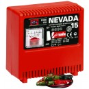 Incarcator pentru baterii, Nevada 15, 230 V, 9.5 x 19 x 18 cm