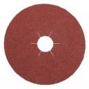 Disc abraziv pentru metal, otel Klingspor CS 561 10984 granulatie 80 115x22 mm