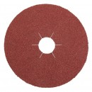 Disc abraziv pentru metal, otel Klingspor CS 561 11016 granulatie 80 125x22 mm