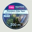 Banda de picurare Aqua Traxx, D 17 mm, distanta orificii 10 cm, rola 200 m